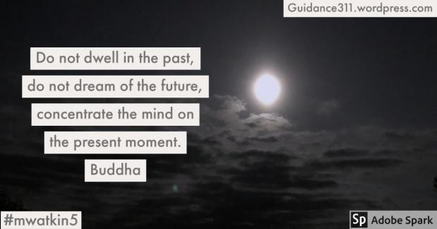 present moment buddha